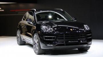 Porsche Macan makes a surprise visit to the Tokyo Motor Show