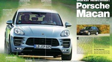 Porsche Macan leaked ahead of LA Auto Show!