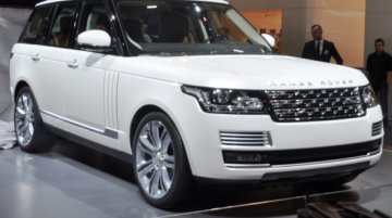 Range Rover LWB Autobiography Black priced at INR 3.75 crores in India - IAB Report