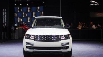 2013 LA Auto Show Live - Range Rover Long wheelbase