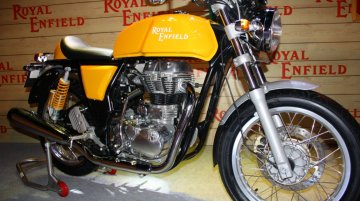 Royal Enfield Continental GT - Image Galery (Unrelated)
