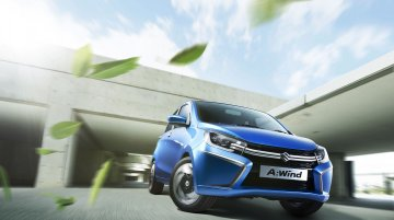 Report - Suzuki Concept A:Wind to be called 'Celerio' worldwide, Alto nameplate faces the axe