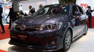 Toyota Corolla Fielder Hybrid