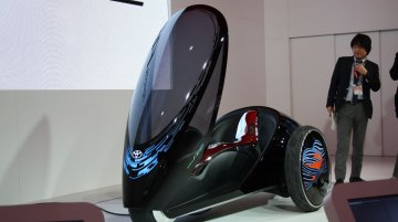 2013 Tokyo Motor Show Live - Toyota FV2 Concept
