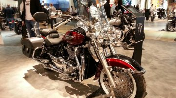 IAB Report - Triumph Thunderbird LT to be launched in India on September 18