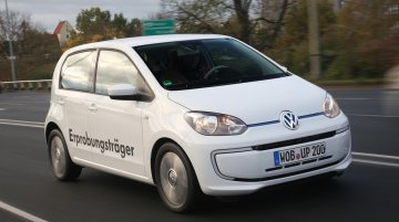 Volkswagen Twin-Up concept powered by XL1's technology revealed