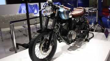 2013 Tokyo Motor Show Live – Yamaha Bolt Café