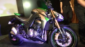 2014 Kawasaki Z1000 launched at INR 12.5 lakhs [Gallery Updated]