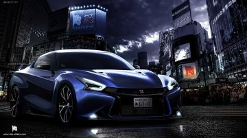 Rendering - Will the 2018 Nissan GT-R look this radical?