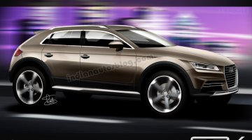 Report - Audi registers trademarks for SQ2, SQ4 and Q9; Fuel-cell car names also reserved
