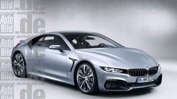Rendering - BMW M8 based on i8