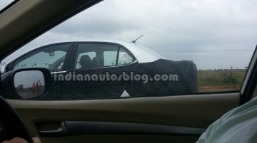 IAB WORLD EXCLUSIVE - Hyundai's all-new Grand i10 Sedan caught on test