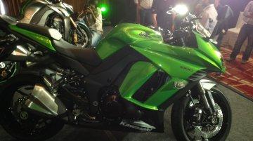Kawasaki Ninja 1000 launched at INR 12.5 lakhs [Gallery Updated]