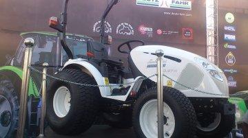 IAB Report - Lamborghini Green Pro G.27 H showcased at KISAN 2013