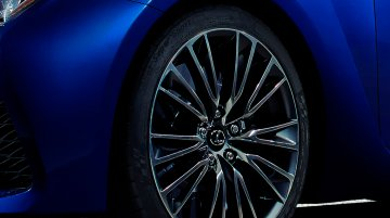 Lexus teases next 'F' variant, to see debut at 2014 Detroit Motor Show