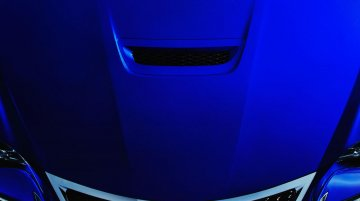 Lexus teases the RC-F once again, debut at Detroit Auto Show