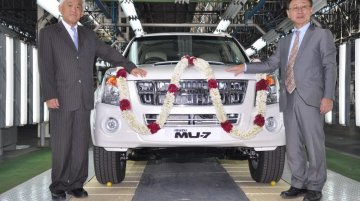 IAB Report - Isuzu might dedicate new facility to LCVs, hints at expanded product offering for India