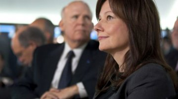 USA - Mary Barra to take over as CEO of General Motors