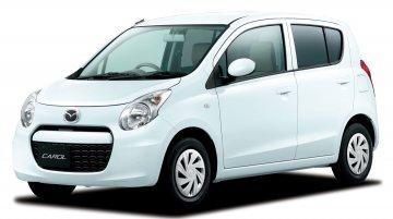 Japan - Updated Mazda Carol (Suzuki Alto) delivers 35 km/l