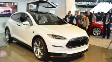 Report - Tesla readies Model X Crossover, production to begin late 2014