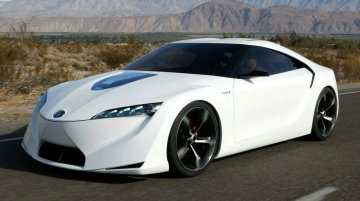 Report - Toyota Supra Concept set for Detroit debut