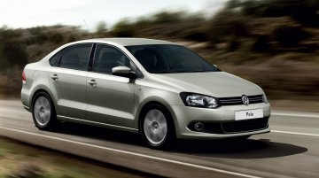 Philippines - VW Vento launched as 'Polo Sedan' at 13.2 lakhs