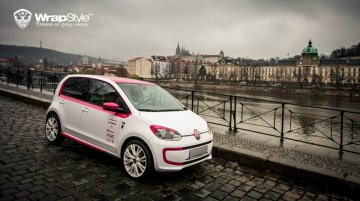 Czech Republic - Volkswagen Mama Up! Concept