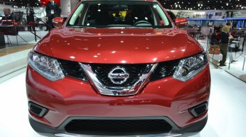 NAIAS Live - India-bound Nissan X-Trail (Nissan Rogue)