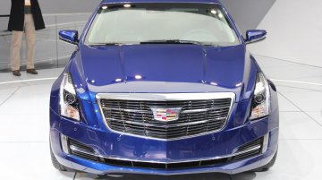 Cadillac ATS Coupe - Image Gallery (unrelated)