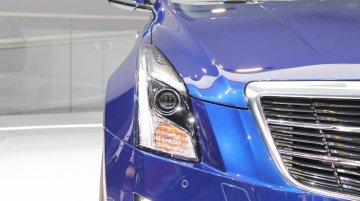 NAIAS Live - 2015 Cadillac ATS Coupe makes global premiere