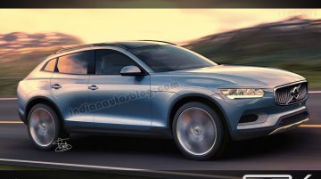 Report - Next-generation Volvo XC90 continues testing ahead of year-end launch