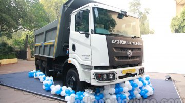 IAB Report - Ashok Leyland 'Captain' truck series unveiled