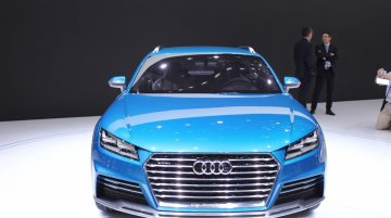Audi Allroad Shooting Brake Concept - Image Gallery (unrelated)