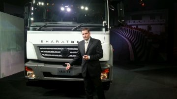 IAB Report - Four new BharatBenz models launched [Image gallery updated]