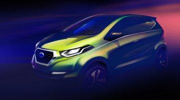 Datsun releases sketch of its next model, Auto Expo premiere