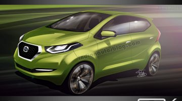 IAB Rendering - Datsun I2 Concept
