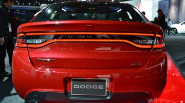 NAIAS Live - Dodge Dart Blacktop Package