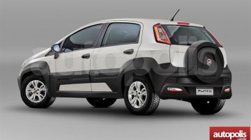 IAB Speculation - Fiat Punto Cross to be called 'Punto Avventure'