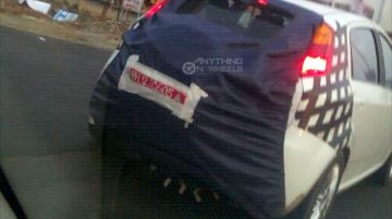 Spied in India for the first time - Fiat Punto Avventure (Fiat Punto Cross)