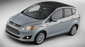 Ford C-MAX Solar Energi concept unveiled