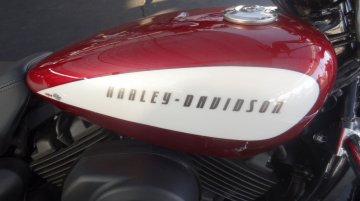 IAB Report - Harley Davidson Street 750 makes Indian premiere, customized editions shown
