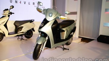 Report - Hero Leap hybrid scooter to launch in 2015