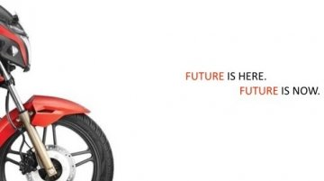 Hero Motocorp teases motorcycle and scooter, unveiling tomorrow