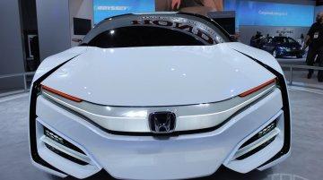 NAIAS Live - Honda FCEV Concept returns in Detroit