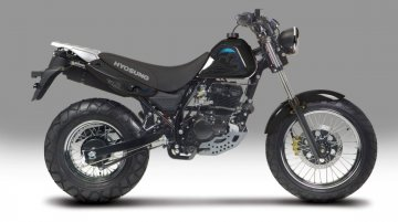 Official - Hyosung to launch Aquila 250, display GD 250 N and RT 125 D at Auto Expo 2014