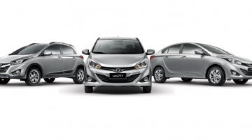 Brazil -  2014 Hyundai HB20 series launched