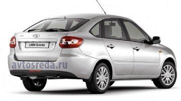 Russia - Lada Granta Liftback leaked