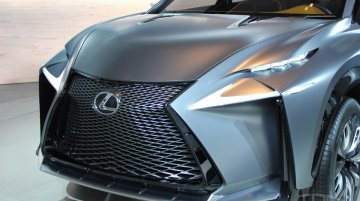 Report - Lexus might add sub-NX softroader to compete with the GLA and Q3