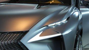 NAIAS Live: Lexus LF-NX concept returns in Detroit