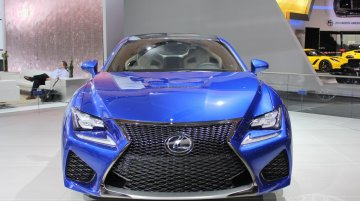 NAIAS Live - Lexus RC F